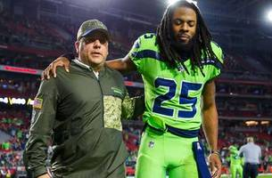 Nick reacts to Richard Sherman's season-ending injury, Reveals the most surprising choice for best team in the NFL