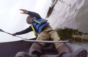 Top Tweets: Jimmy Butler screams, falls out of a canoe