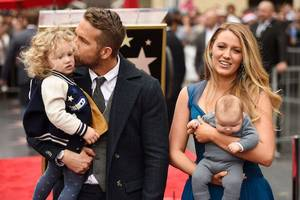 blake lively, ryan reynolds' daughter james really is the kid in taylor swift's 'gorgeous'