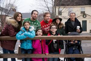 'daddy's home 2' film review: mark wahlberg and will ferrell listlessly pack this stocking with coal