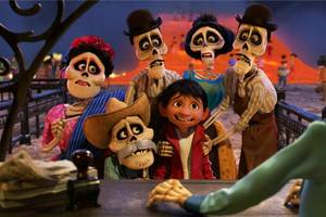 Pixar's 'Coco,' 2 Lego Movies Top List of 26 Oscars Animation Contenders
