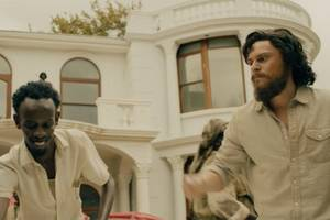 Trailer: Evan Peters' Writerly Ambition Leads Him to 'Pirates of Somalia' (Video)
