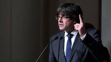 catalan crisis: carles puigdemont 'worsened situation' for ministers