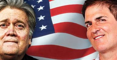 Bannon Reportedly Pushing Mark Cuban To Run In 2020