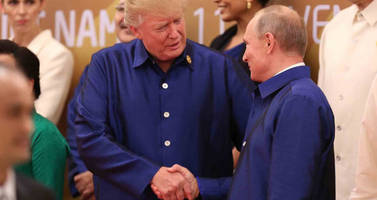 Putin, Trump Meet In Vietnam: This Handshake Followed