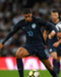 Chelsea star Ruben-Loftus Cheek HUMILIATES Germany with two nutmegs on England debut