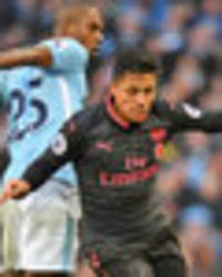 Man City worried Man Utd or Chelsea will sign Arsenal star Alexis Sanchez - Craig Burnley
