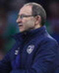 Martin O'Neill: Republic of Ireland are NOT lucky to draw Denmark in World Cup play-offs