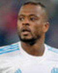 patrice evra ban: marseille terminate former man utd star's contract after kicking fan