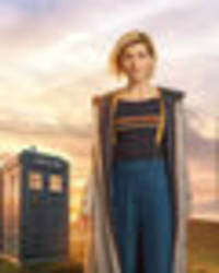 doctor who: official photo of jodie whittaker as doc causes stir among enthusiasts