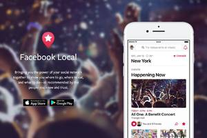 Facebook relaunches Events as a Foursquare-like app called Local