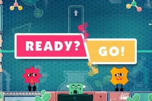 How Snipperclips went from tiny indie game to Nintendo Switch launch title
