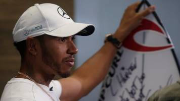 Lewis Hamilton top in Brazilian GP first practice