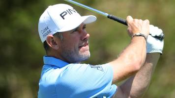 Nedbank Golf Challenge: Lee Westwood two behind Victor Dubuisson