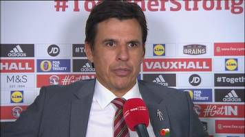 squad will be stronger than euros - coleman