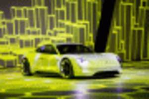 Audi and Bentley want in on Porsche's Mission E, Bugatti and Lamborghini considering plug-in 2+2