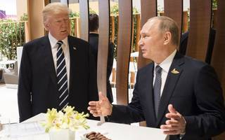 trump meeting with putin? not this time