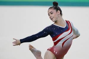 Aly Raisman Says She Was Abused By USA Gymnastics Team Doctor