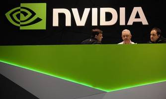 Nvidia's Cryptocurrency Value Drops More Than Half Since Second Quarter