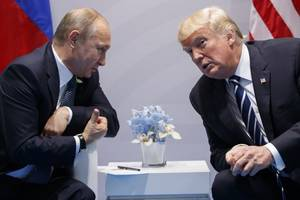 White House says Trump will not hold meeting with Putin