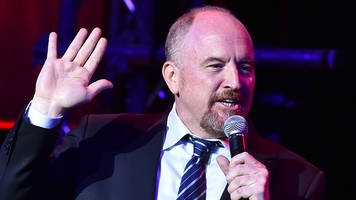 Louis CK's film release scrapped amid sex allegations