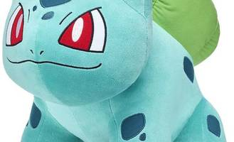 bulbasaur finally invited into build-a-bear workshop's pokémon collection