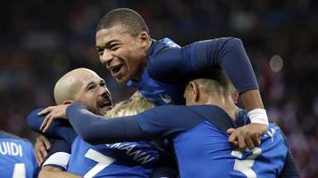 France 2-0 Wales