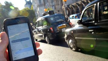 Uber loses UK appeal against driver rights