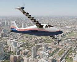 Uber joins forces with NASA to develop flying taxis