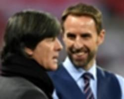 Low satisfied with Germany despite draw against England