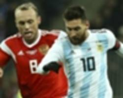 messi to miss nigeria clash after withdrawing from argentina squad