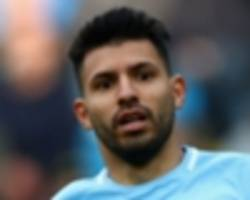 russia 0 argentina 1: aguero ends drought in first start under sampaoli