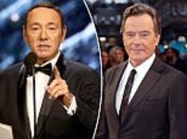 Bryan Cranston says Kevin Spacey's career is over