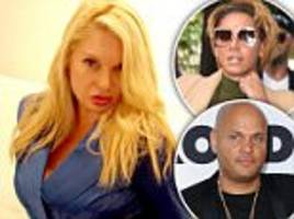 ex pornstar says she had a threesome with mel b and her ex