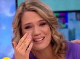john lewis sends charlotte hawkins message from moz