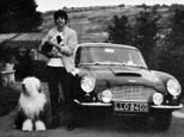 paul mccartney wrote about puppy in song martha my dear