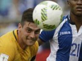 Honduras 0-0 Australia: Stalemate in World Cup play-off