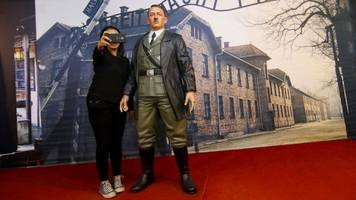 adolf hitler waxwork removed from indonesian museum