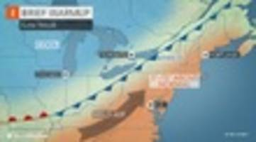 Forecast: Briefly Cool Start To November After The Warmest October Ever