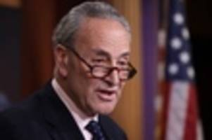 Trump Blames Terror Attack On Schumer's Support For 1990 Visa Law George Bush Signed