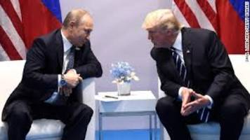 Trump, Putin issue joint statement on fighting ISIS in Syria