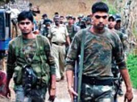 operation prahar-ii forces maoists to run for cover