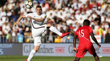 World Cup play-off: New Zealand hold Peru to goalless draw