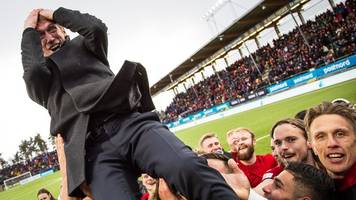 'people tell us it's impossible. it's not' - swedish club's remarkable rise