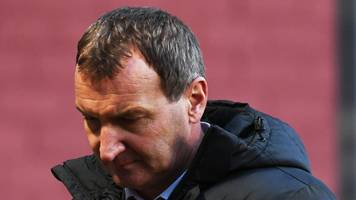 csaba laszlo vows dundee united team changes after cup loss to crusaders