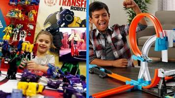 toy company rivals hasbro and mattel may soon become one