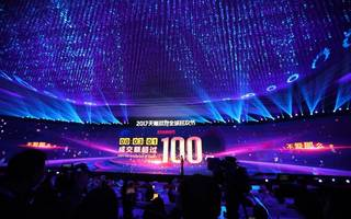 Alibaba: Singles' Day sales hit new record as they smash $18bn in 13 hours