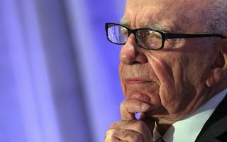 rupert murdoch has discussed buying cnn with the chief executive of at&t