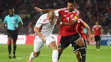 tunisia qualify for world cup as dr congo miss out