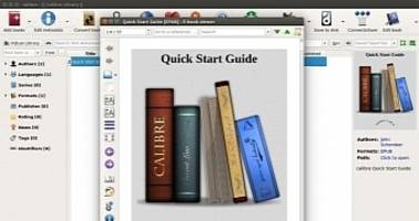 Calibre Open-Source eBook Management App Now Supports the New Nook Glowlight 3